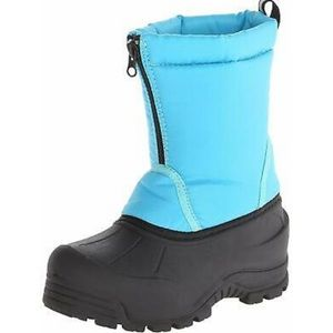Northside Toddler Snow Boots Turquoise 5